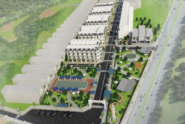 Khu đô thị An Phú Đông Residence, 100 căn nhà phố, giáp thành phố Thủ Đức, full tiện ích