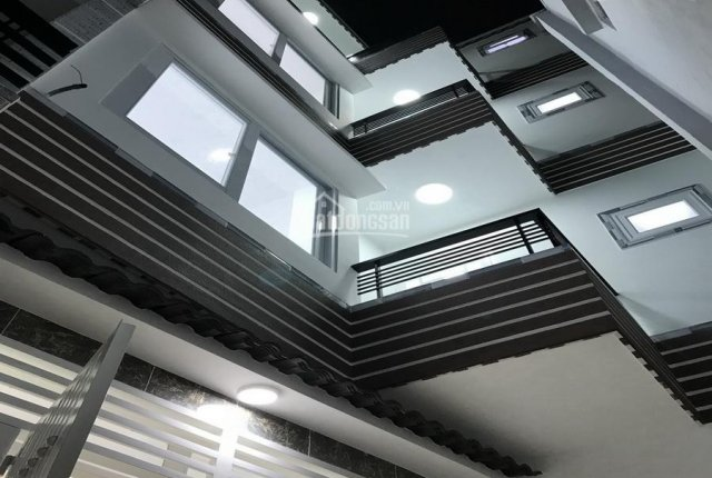 Bán nhà Nguyễn Kiệm, Quận Phú Nhuận đẹp lung linh biệt thự mini 3 lầu sang trọng cách NKiệm 20m