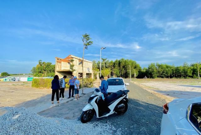 Bán đất thổ cư gần chợ và biển Lộc An Hồ Tràm, giá F0, công chứng sang tên trong ngày