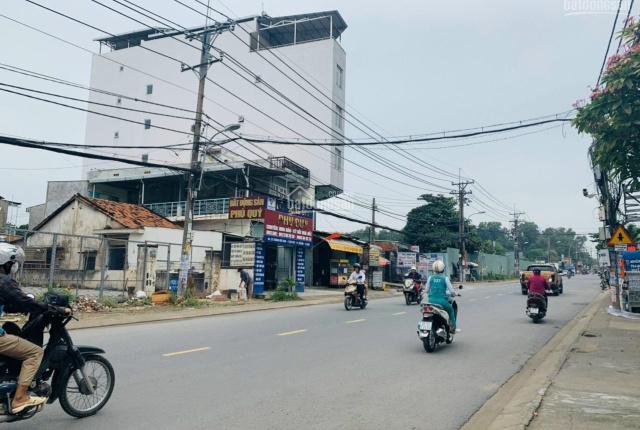 Bán căn hộ dịch vụ mặt tiền đường Hoàng Hữu Nam, Q9. Giá 33 Tỷ