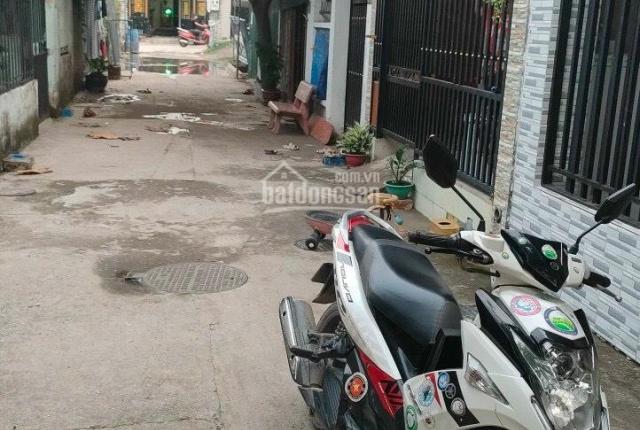 Bán nhà gần chợ Bến Thành, 40m², Lê Thánh Tôn, SHR