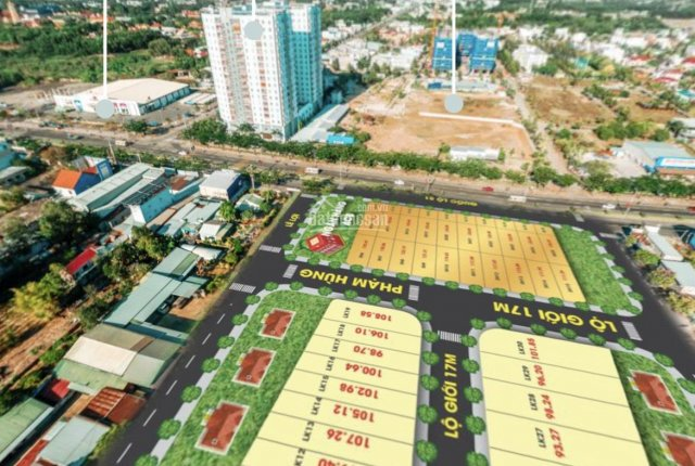 Sở hữu đất mặt tiền Quốc Lộ 51 đối diện Co. Op Mart, Tân Thành chỉ với 2,9tỷ/nền 100m2 full thổ cư
