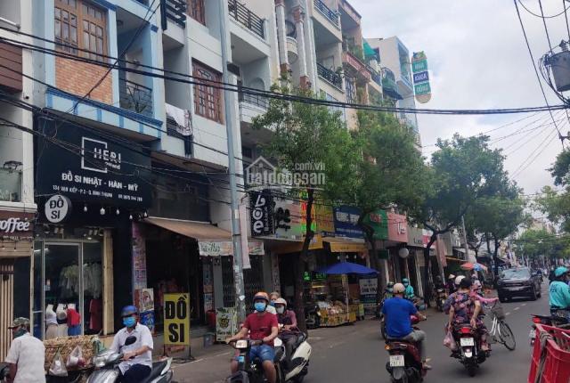 Bán nhà góc 2 MT vị trí cực đẹp đường Vạn Kiếp Bình Thạnh, giáp Q1 giá chỉ 16.5 tỷ LH 0708886866