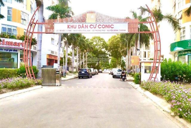 Bán nhà phố đường số 3A, DT:126m2, giá:8,1tỷ, khu dân cư Conic, đối diện trường Đại học Kinh Tế