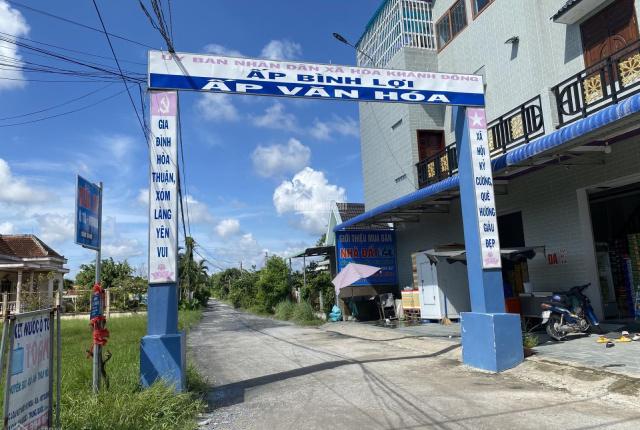 Mở bán 10 lô đất nền đẹp 5x40m mặt tiền nhựa tại Xã Hà Khánh Đông, Đức Hoà, Long An