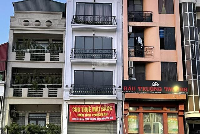 Chính chủ cho thuê nhà phố 6 tầng 120m2/1 tầng để ở hoặc làm văn phòng tại Nghi Tàm
