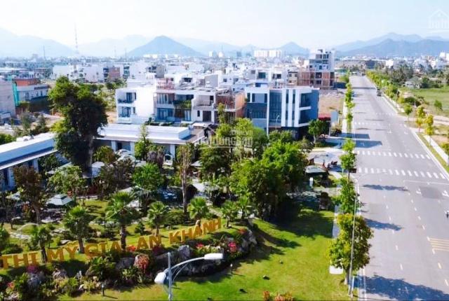 Bán đất nền lô góc, lô biệt thự khu đô thị Mỹ Gia Nha Trang - giá cực tốt, tư vấn đầu tư