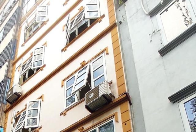 Bán nhà phố Hoàng Ngân 7 tầng, thang máy, ô tô vào nhà, 5 pn