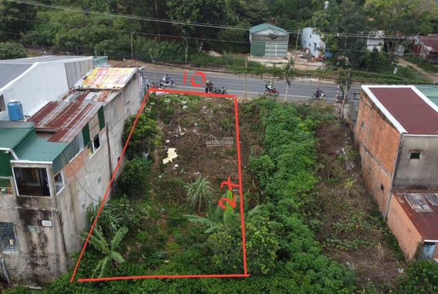 Bán đất mặt tiền QL20, P.Lộc Sơn, TP.Bảo Lộc. DT  10x27m, thổ cư 58m2, giá 4.1 tỷ thương lượng