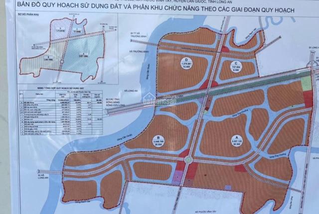 Bán đất xã Phước Vĩnh Tây - Dự án của Vingroup