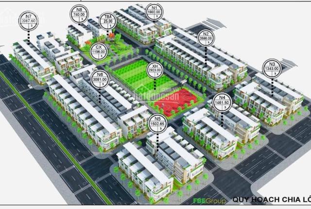 Bán đất dự án Hoàng Hà Dương Kinh, mặt đường 36m, giá ưu đãi, từ 78 - 133m2, LH 0934 338 111