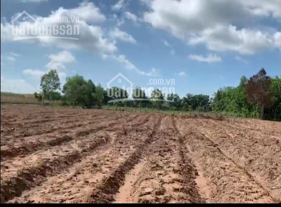 Bán đất mặt tiền đường Tỉnh Lộ 6, Xã Phú Mỹ Hưng, Huyện Củ Chi, DT 7600m2, giá 11,2 tỷ TL