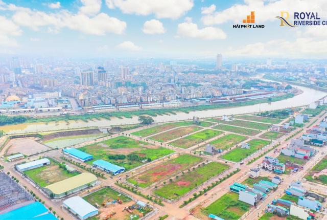 Hải Phát Land mở bán quỹ lô đất nền siêu vip trung tâm Móng Cái có sổ từ 2 tỷ - Royal Riveside City