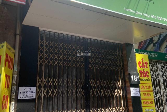 Cho thuê mặt bằng kinh doanh 30m2, tầng 1 - Phố Mai Dịch
