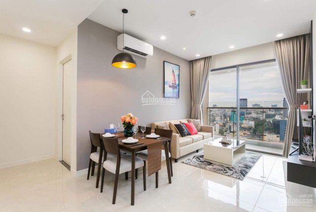Bán căn hộ Millennium view trực diện sông Bến Vân Đồn (75m2 - 2PN - 2WC) 5,9 tỷ bao hết