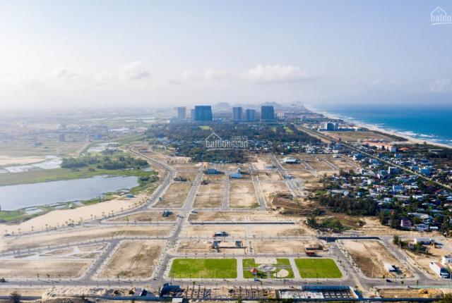 Bán đất KĐT Tropical Palm giá chỉ 2 tỷ x ven biển view sông sở hữu công viên lớn nhất Nam Đà Nẵng