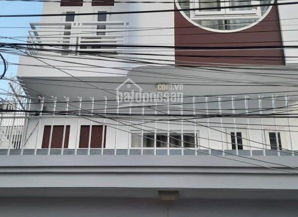Nhà đẹp cho thuê - 87/16A Phan Chu Trinh, P. 2