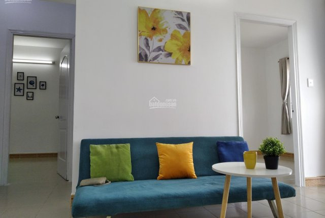 Cần bán gấp căn hộ đẹp Thạnh Mỹ Lợi, lầu 4, Lô A, 2 PN, 1PK, có ban công, 59.1m2, sổ hồng