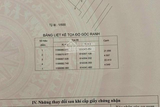 Chủ bán nhanh đất mặt tiền Làng Tăng Phú, phường Tăng Nhơn Phú A, Quận 9, giá 12 tỷ