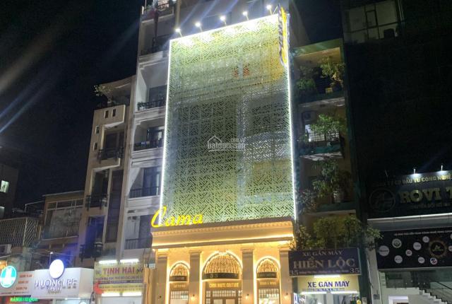 Siêu phẩm! Bán nhà MT Trương Công Định, P. 14, Tân Bình, (8.8m x 22m), 4 tầng. Giá 38 tỷ