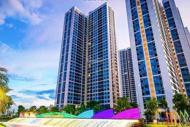Tin đúng thực tế, bán nhiều căn hộ Vinhomes Grand Park, Studio, 1 - 3 phòng ngủ, giá chỉ từ 1.25 tỷ