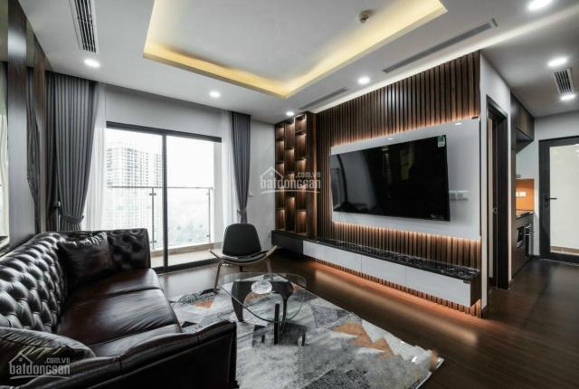 Bán gấp căn hộ 131m2 4PN + 1, view công viên Cầu Giấy siêu đẹp, giá 42 triệu/m2 nội thất Châu Âu