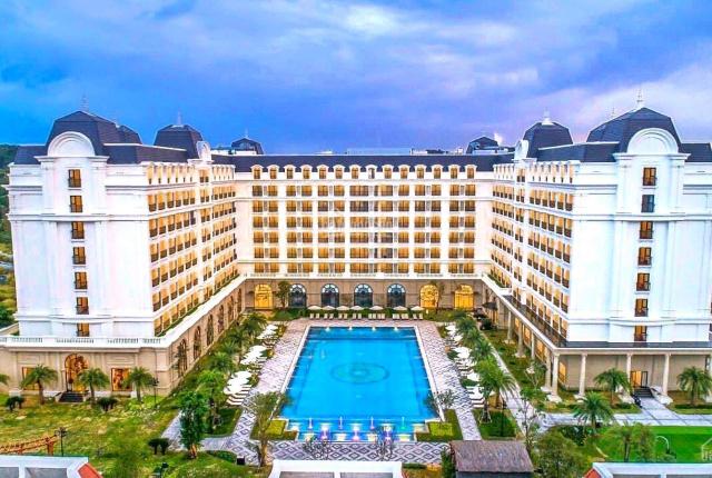 Đầu tư ngay chỉ 550tr căn hộ nghỉ dưỡng Vinpearl Phú Quốc cam kết lợi nhuận 300tr/năm