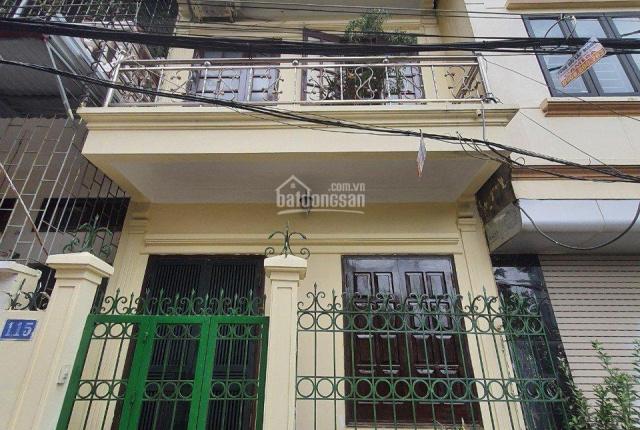 Gia đình cần bán gấp căn nhà 3 tầng cực đẹp, sổ đỏ chính chủ tại Lĩnh Nam, Q. Hoàng Mai, Hà Nội