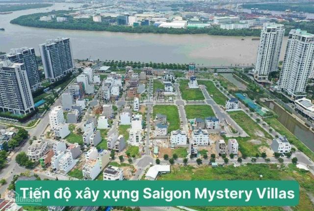 Đất nền Compound Hưng Thịnh ngay Đảo Kim Cương Q2 dự án Saigon Mystery Villas giá Covid-19