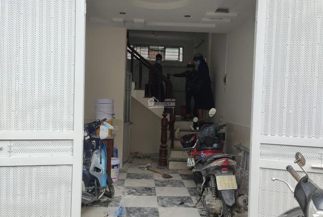 Cho thuê nhà riêng ngõ 99/110 đường Trần Hòa - Định Công, 36m2 x 4 tầng, giá 8 triệu/tháng
