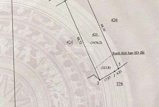 Bán 2000m2 Long Phước, 3trx/m2,khu đô thị TM - DV cửa ngõ sân bay, shr, giá cực tốt
