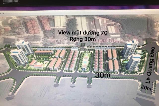 Bán cắt lỗ căn BT đẹp xuất sắc dự án FLC Premier Park Đại Mỗ, DT 120m2, 90tr/m2. LH 0963438666