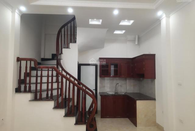 Bán nhà mới 30m2 4 tầng giá 2,1 tỷ MT 3,6m, ngõ trước nhà 2m phố Thanh Am, P. Thượng Thanh
