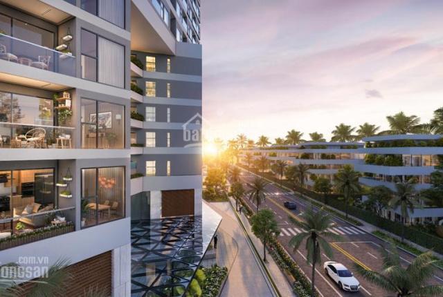 Nhà phố biển Thanh Long Bay sở hữu vĩnh viễn TT dài hạn 48 tháng chỉ 0% lãi suất nhận booking 100tr