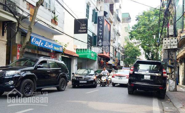 Chính chủ bán nhà Lò Đúc, Nguyễn Cao 70m2x3T MT 6.5m, cách phố 5m ô tô vào KD tốt giá 9.2 tỷ