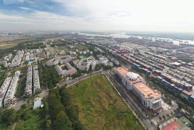 Bán đất sổ đỏ cá nhân, Phường Cát Lái, quận 2, DT 100m2 giá 61tr/m2
