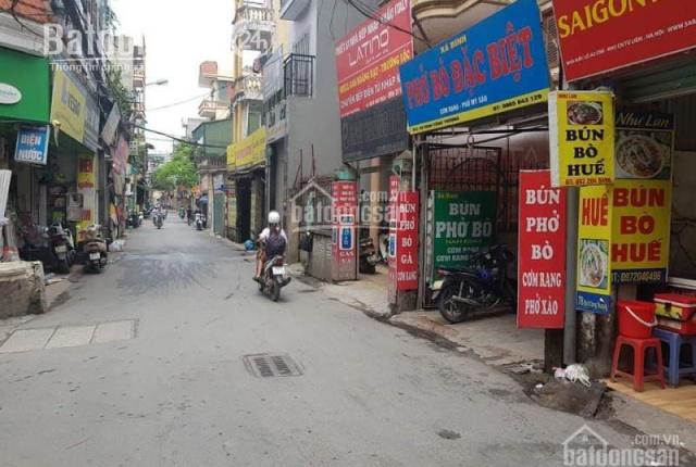 Chỉ 90tr/m2, mặt phố Định Công, diện tích 190m2, mặt tiền 8m, sổ đỏ vuông vắn