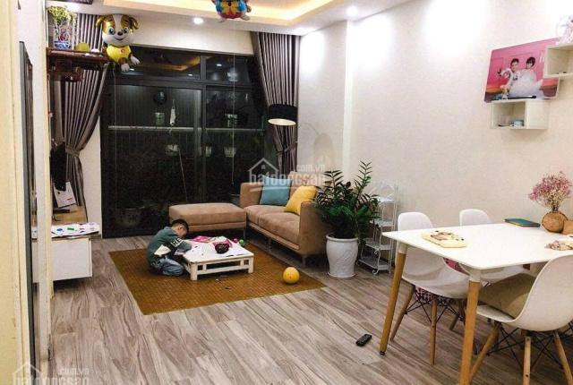 Bán căn hộ 2 phòng ngủ tầng trung toà 18T2 The Golden An Khánh full nội thất đẹp