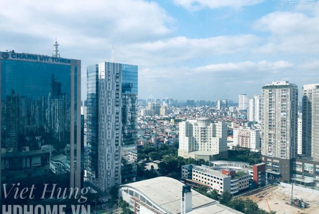 Bán CHCC Mandarin Garden 157.9 m2 - vị trí đẹp - giá hợp lý