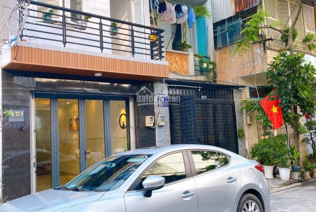 Bán nhà 64m2 hẻm 10m 4x16m Phan Huy Ích - Tân Bình, tặng kèm nội thất