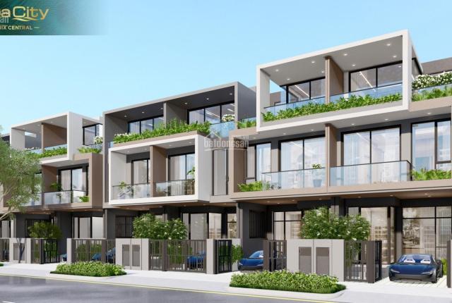 Bán dự án Aqua City Novaland, nhà phố 5,3tỷ, biệt thự view sông 13tỷ căn góc, Đảo Phượng Hoàng 8 tỷ