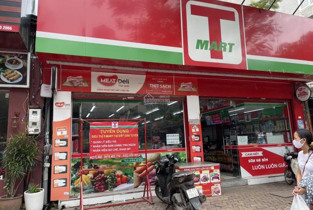 Chính chủ cần bán nhà mặt phố Xuân La vị trí siêu đẹp hiện đang cho Vinmart thuê kinh doanh