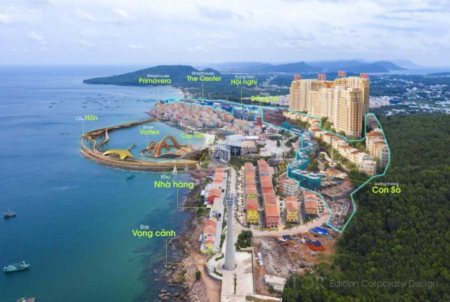 Sở hữu lâu dài căn hộ sát biển thuộc 6% quỹ đất đô thị cực hiếm tại Phú Quốc