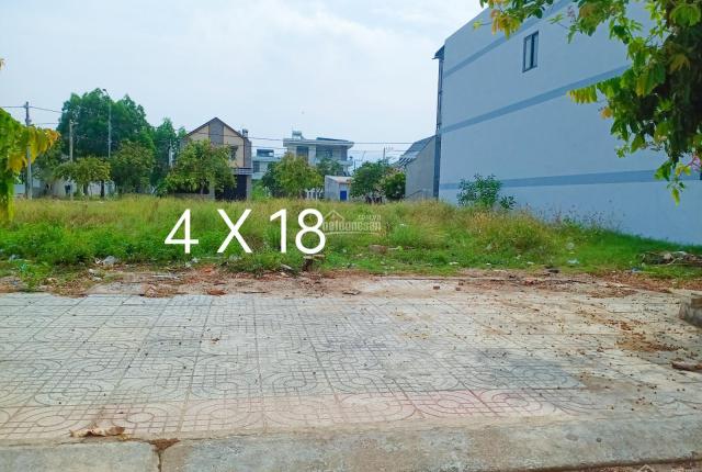 Chính chủ bán đất tái định cư Tân Hòa, sát Quốc Lộ 51, thị xã Phú Mỹ, giá thương lượng