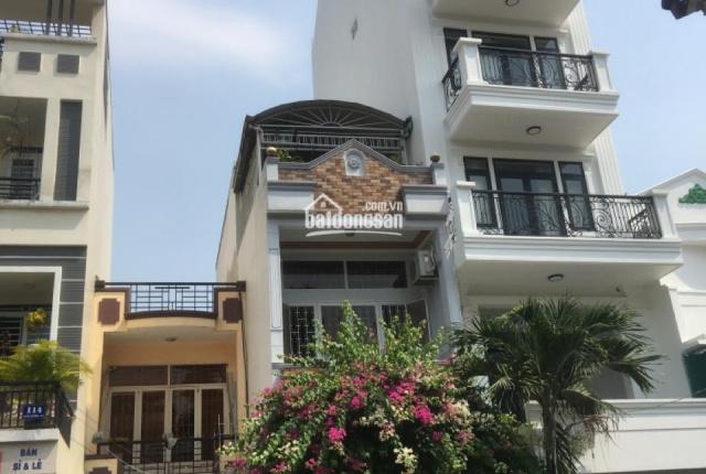 Cho thuê nhà 3 tầng làm văn phòng, shop bán online ở đường D2 Nguyễn Gia Trí giá chỉ 9 triệu/tháng
