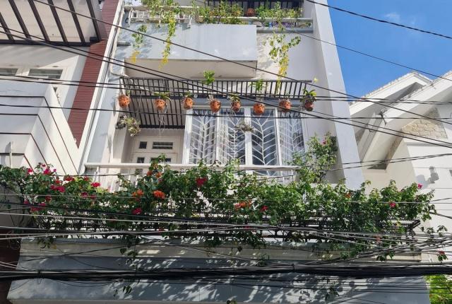 Chính chủ bán nhà hẻm xe hơi đến nhà 1806 (Bà Cả), Huỳnh Tấn Phát, Nhà Bè, HCM