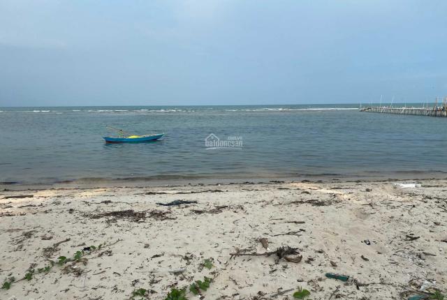 Bán lô đất đẹp, diện tích 1500m2 giáp đường lớn, lưng giáp biển tại Hàm Ninh, TP. Phú Quốc