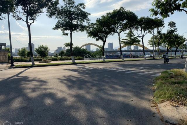 Bán đất MT Hà Thị Thân gần cầu Rồng và sông Hàn, khu trung tâm quận Sơn Trà