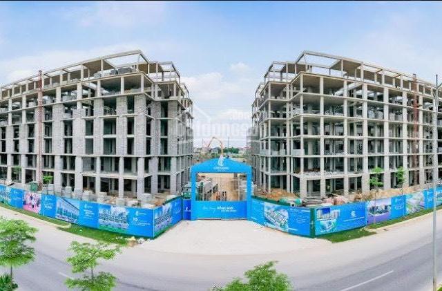 Shophouse 7 tầng cạnh nhà máy SamSung Bắc Ninh, đường 54m nhận nhà ngay sổ đỏ trao tay, giá 40tr/m2