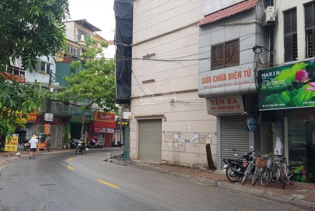 Cho thuê mặt bằng tầng 1,2,3 mặt phố Trần Quốc Vượng, diện tích 200m2 mặt tiền 22m
